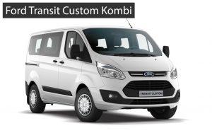 Ford Transit Custom Kombi